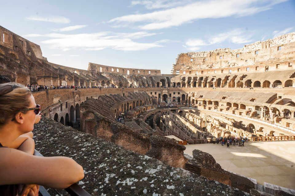 Que ver/hacer en el Coliseo de Roma en Italia