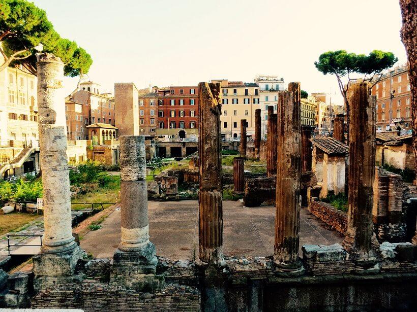 Qué ver en el Foro Romano en Roma