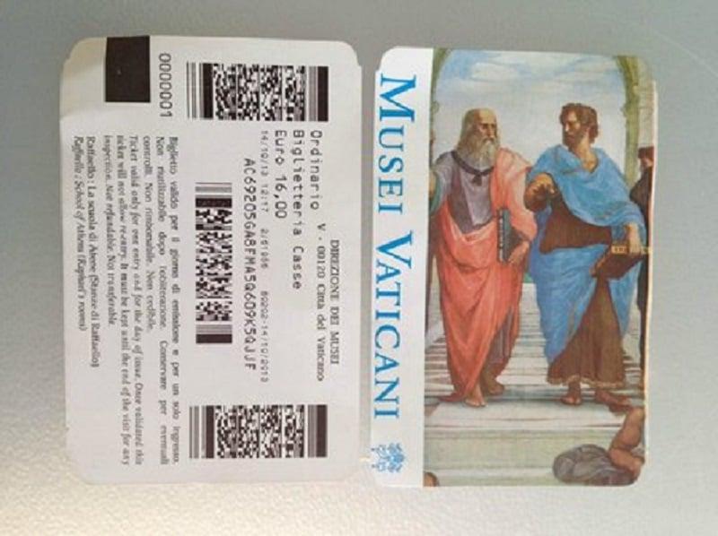 Información sobre los Museos del Vaticano en Roma