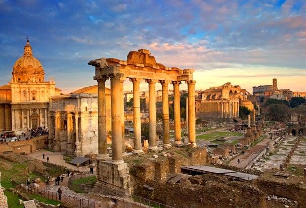 Que hacer en Roma en Italia