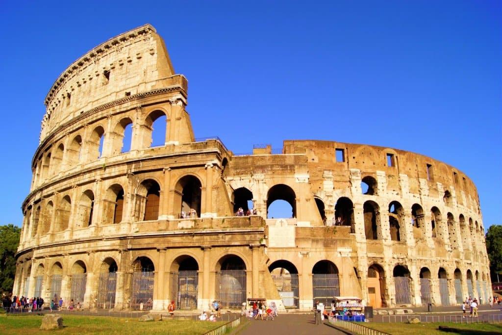Puntos Turísticos en Roma