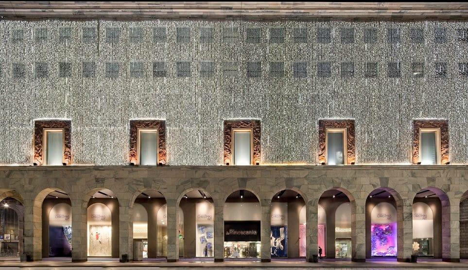 La Rinascente en Milán