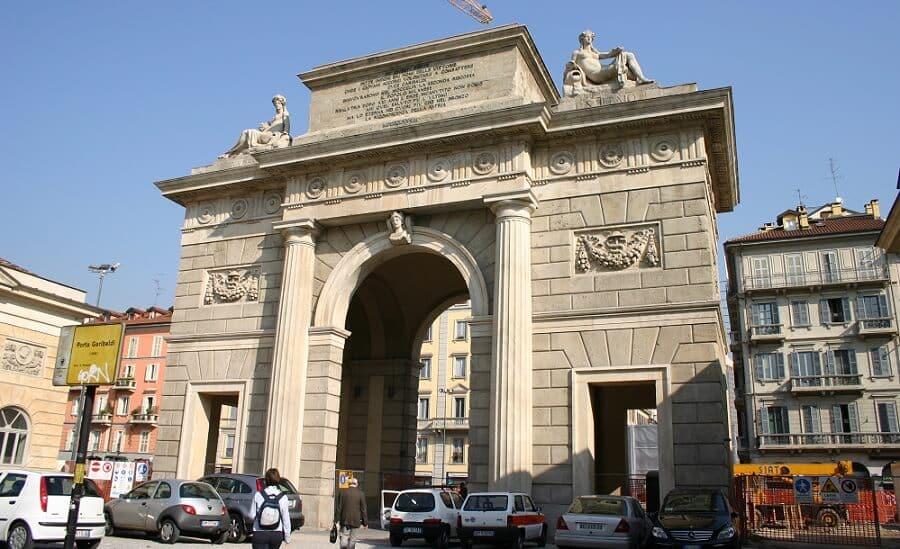 Alojarse en la región de la estación Porta Garibaldi de Milán