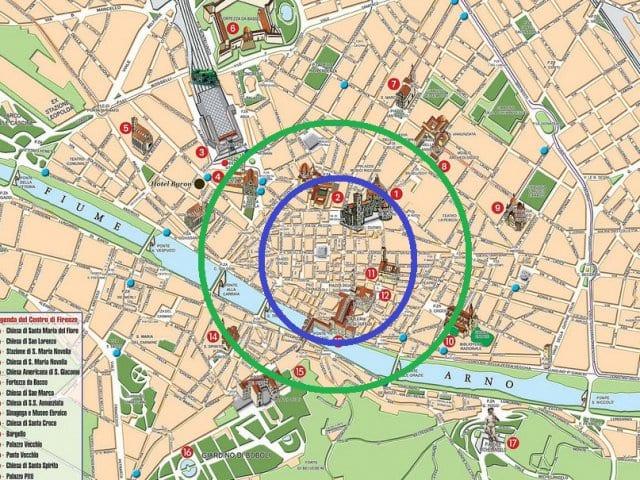 Donde alojarse en Florencia: las mejores zonas