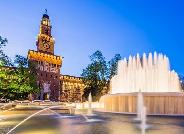 Puntos Turísticos en Milán