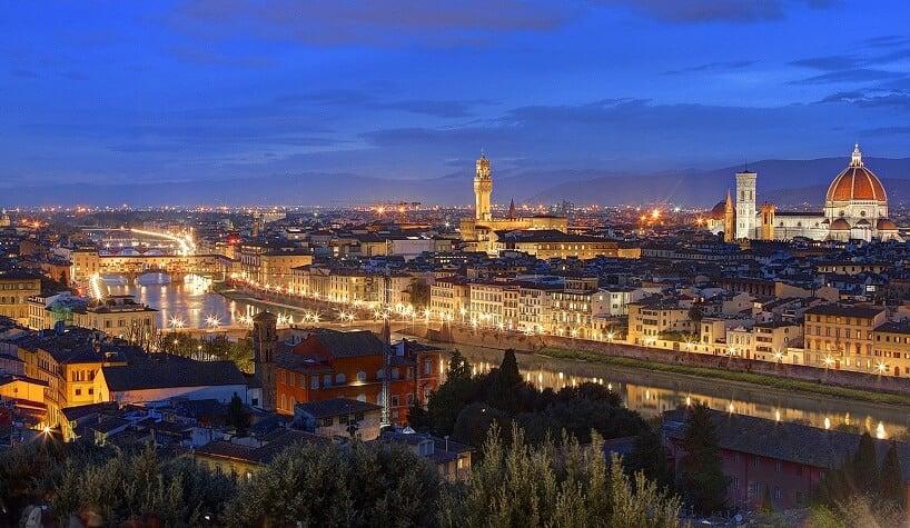 Florencia: primer destino de la Toscana considerado Patrimonio de la Humanidad