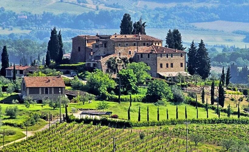 Caserío Medieval de Pienza: destino toscano considerado Patrimonio de la Humanidad