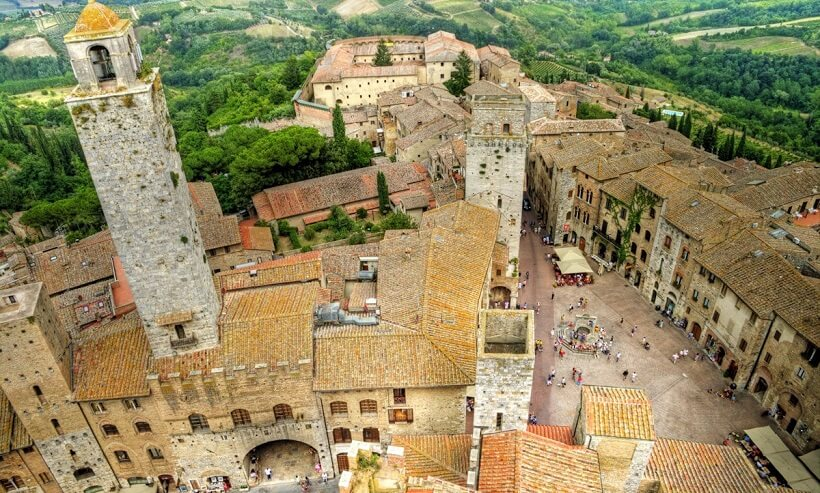 San Gimignano: destino toscano considerado Patrimonio de la Humanidad
