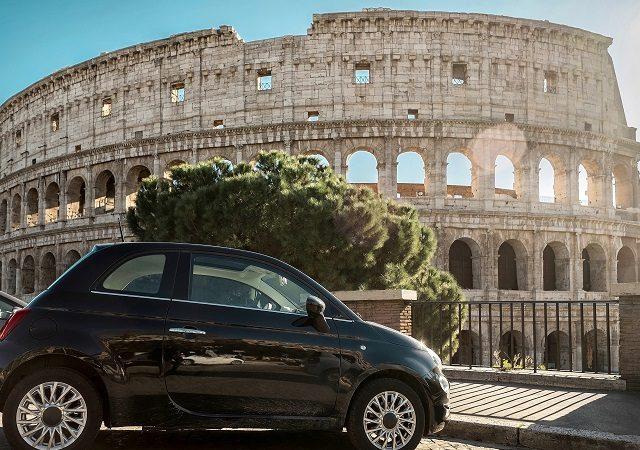 Entradas para la visita a Roma en coche privado con chofer
