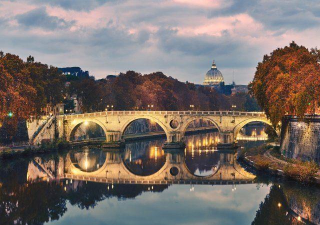 Billetes de barco para visitar Roma