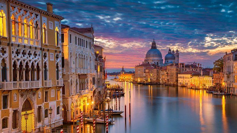 Entradas para excursiones a Venecia con salida desde Roma