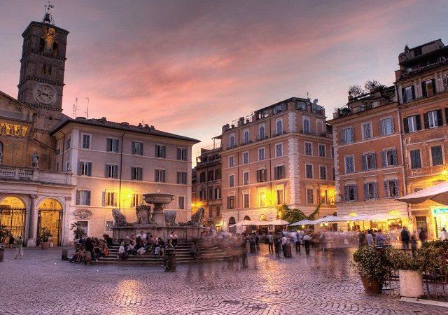 Entradas para el tour gastronómico de Trastevere en Roma