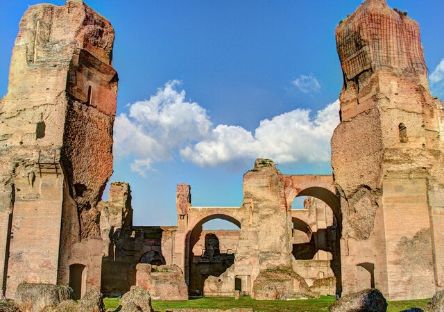 Entradas para la visita guiada a las Termas de Caracalla en Roma