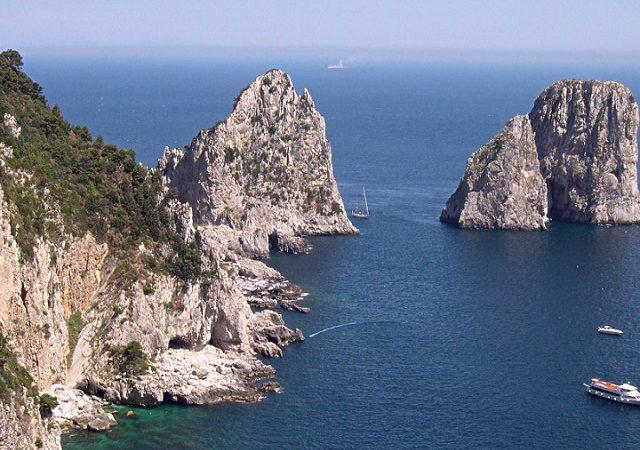 Entradas a Pompeya, Sorrento y Capri en 2 ó 3 días desde Roma