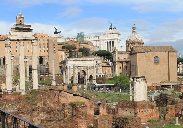 Entradas para Coliseo, Arena, Foro y Palatino de Roma