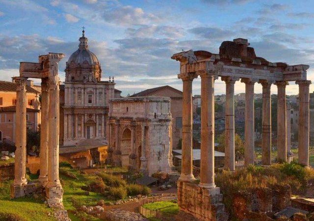 Entradas para Vaticano, Coliseo, Foro y Palatino en Roma