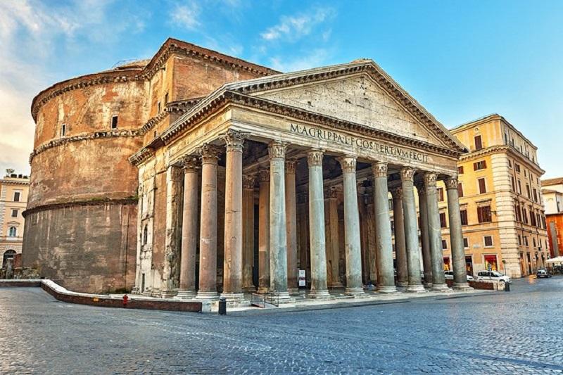 Panteón en Roma
