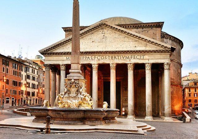 Entradas para las visitas guiadas al Panteón y al Ara Pacis en Roma